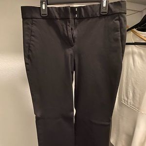 J Crew Sz 4 Campbell Cropped pants